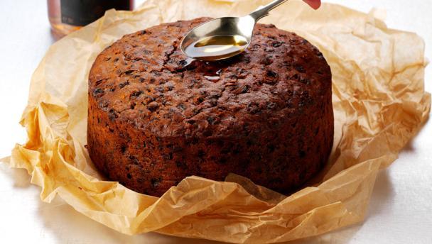 Christmas Fruit Cake Recipe With Brandy.Fruit Cake Recipes Bbc Food