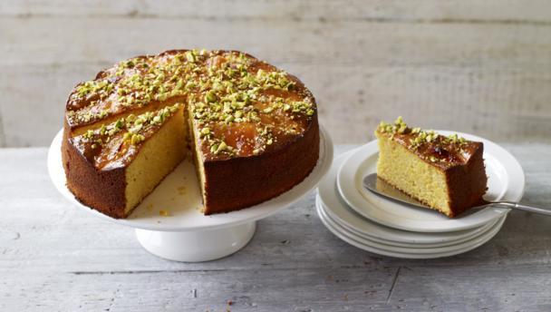 Almond And Orange Cake James Martin