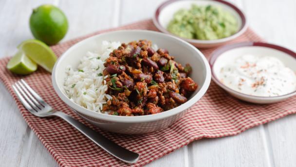 Bbc Good Food Chilli Con Carne