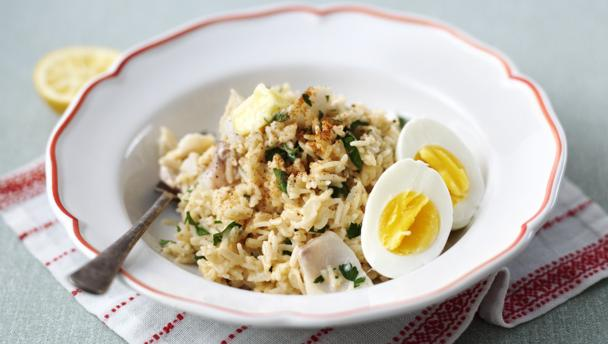 Bbc food kedgeree recipes kedgeree recipes kedgeree forumfinder Image collections