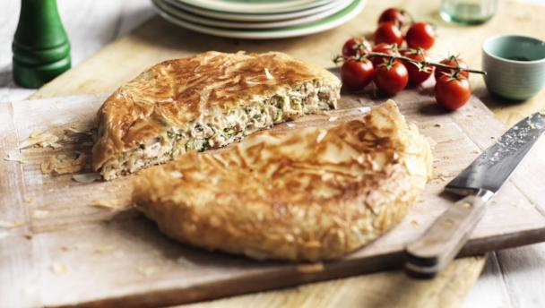 Bbc food recipes pan fried chicken pie pan fried chicken pie forumfinder Choice Image