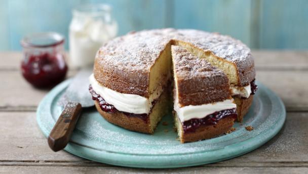Bbc Food Sponge Cake Recipes