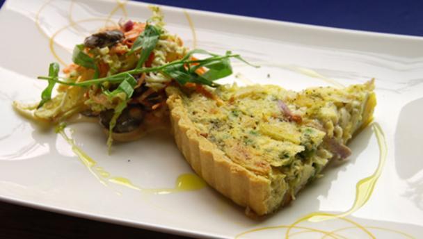 Bbc food recipes sprout and potato quiche sprout and potato quiche forumfinder Image collections